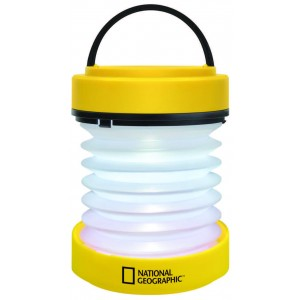 National Geographic 2 in 1 LED Fener (Pilli)